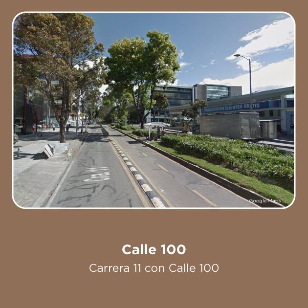 CAlle 100