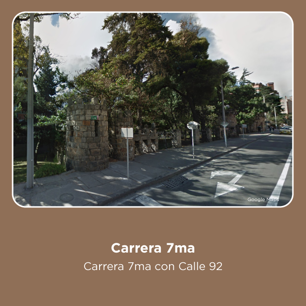 carrera 7